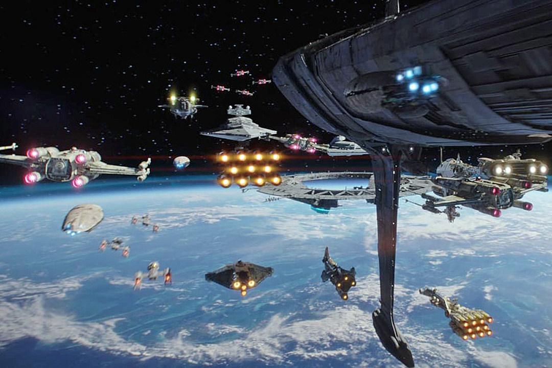 Rogue One Star Wars Rebels Ships