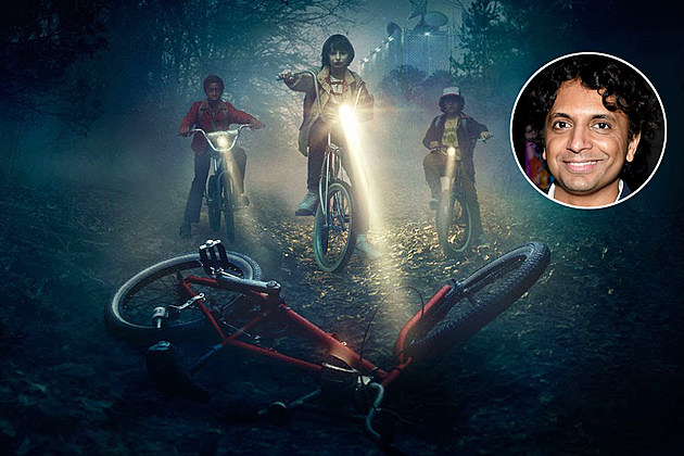 Stranger Things M Night Shyamalan Season 2