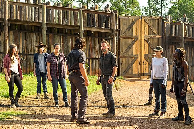 Walking Dead Midseason 7 Premiere Photo Gregory