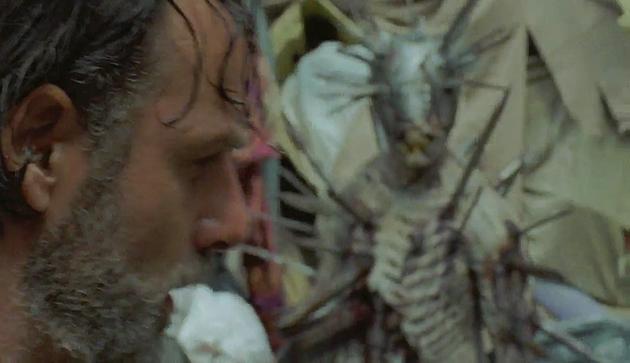The Walking Dead Junkyard Walker