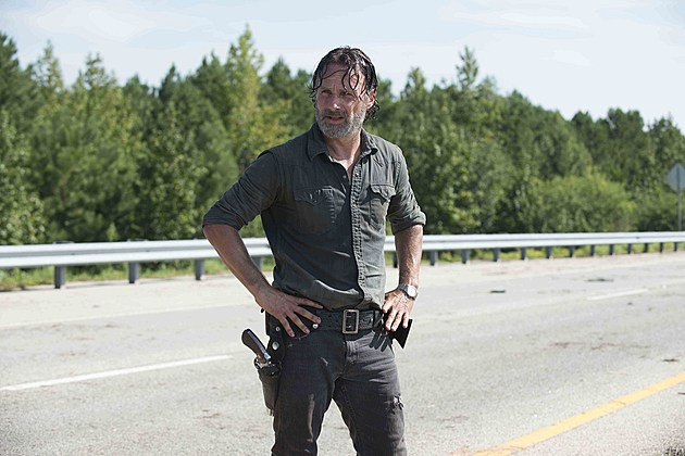 The Walking Dead Season 7B Photos