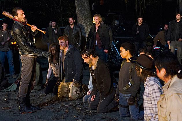 Walking Dead Season 7 Gore Violence Premiere
