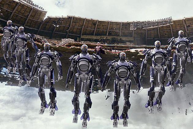 FOX X Men TV Series Sentinels