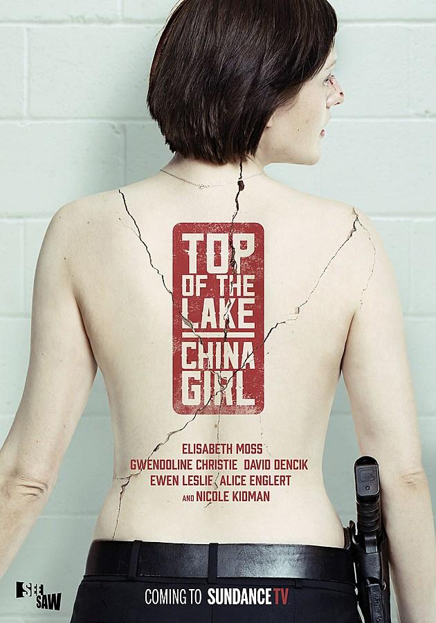 Top of the Lake China Girl Poster