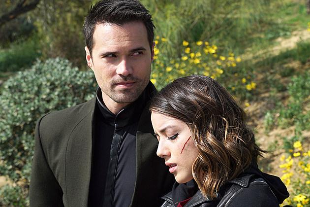 Agents of SHIELD Season 4 Ward Brett Dalton Return What If