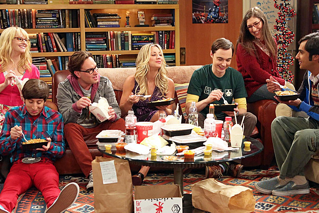 The Big Bang Theory Season 11 12 Renewed