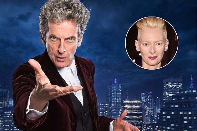 Doctor Who Tilda Swinton Peter Capaldi Replacement Odds