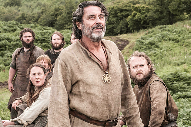 Ian McShane Game of Thrones Fans Get A Life