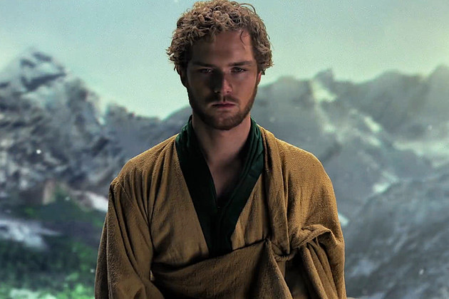 Iron Fist Finn Jones White Savior Kun Lun
