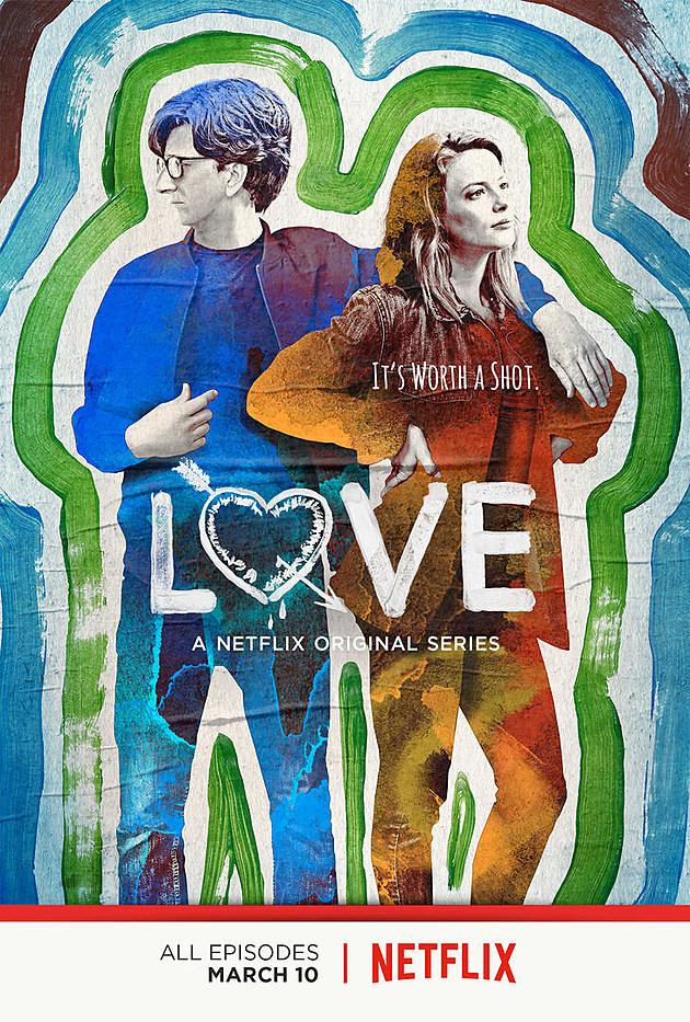 Netflix Love Season 2 Poster