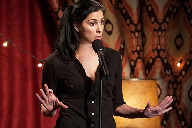 Netflix Sarah Silverman Comedy Special