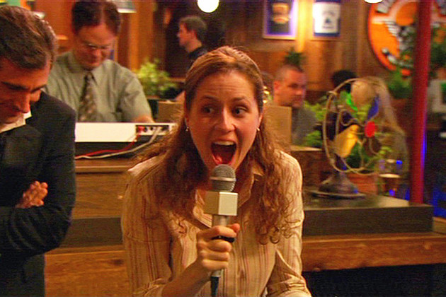 The Office Pam Chilis Jenna Fischer Ban
