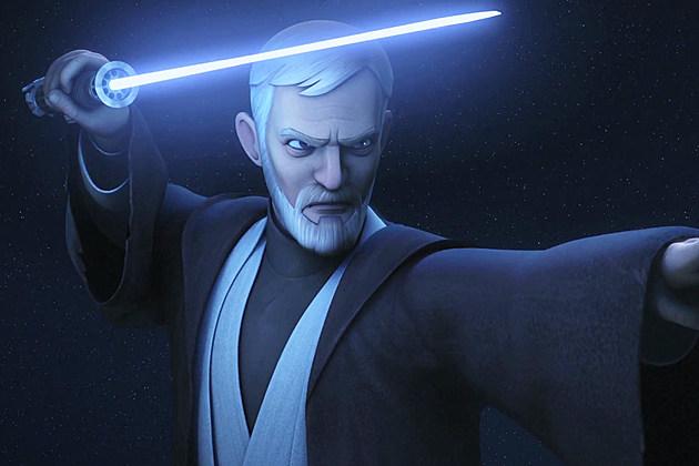 Star Wars Rebels Obi Wan Kenobi Return Ezra