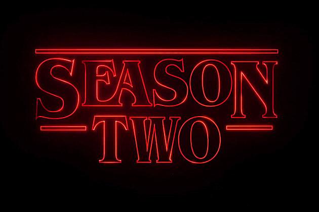 Stranger Things Season 2 Premiere Tweet