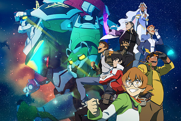 Netflix Voltron Season 3 Renewal September 2017