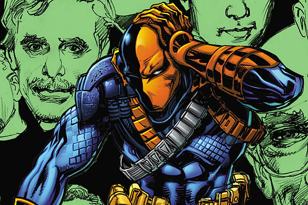 Deathstroke The Batman