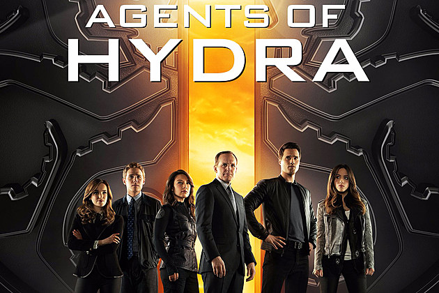 Agents of SHIELD Hydra What If Reality Posters