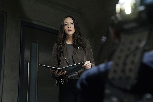 Agents of SHIELD What If Photos Skye