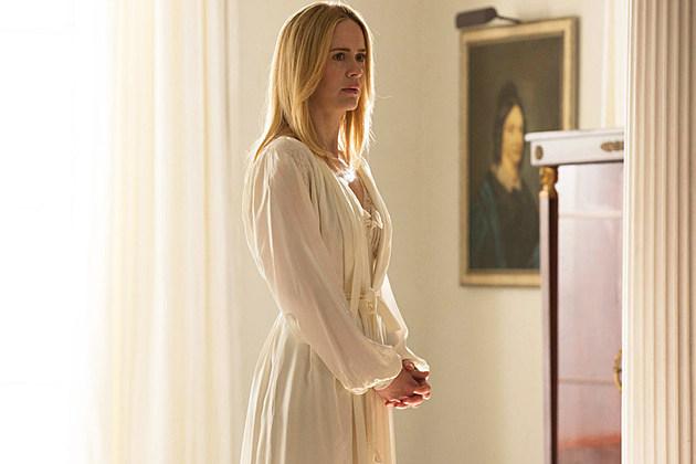 American Horror Story Sarah Paulson Coven Return