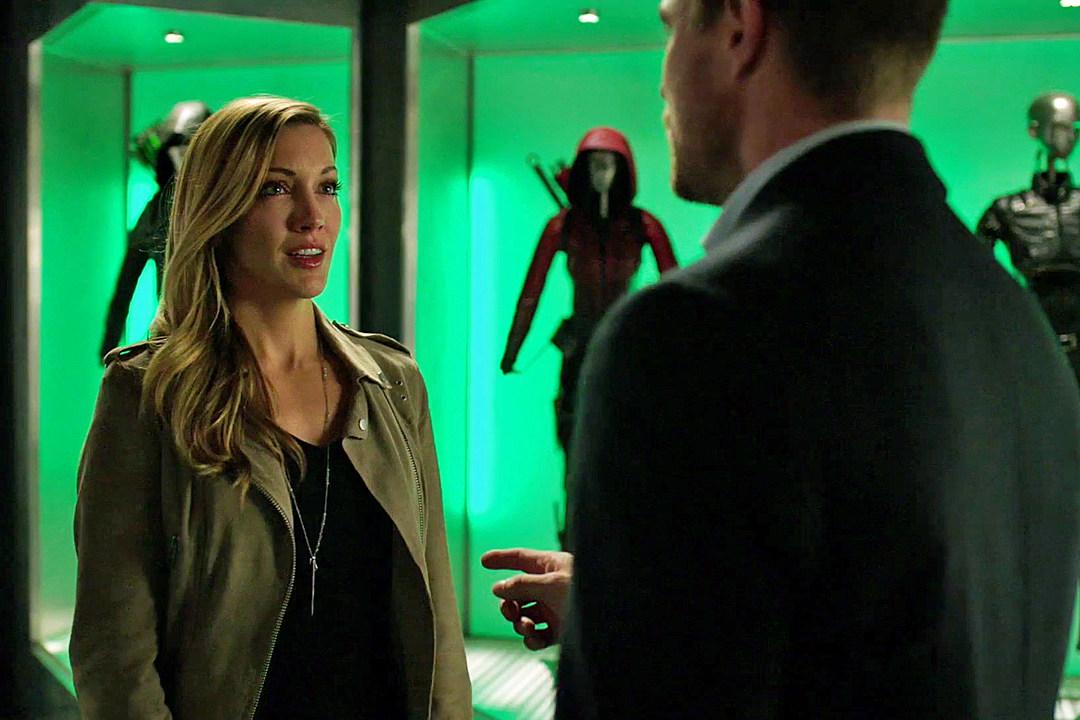 'Arrow' Season 6 Sets Katie Cassidy's Return as Series Regular