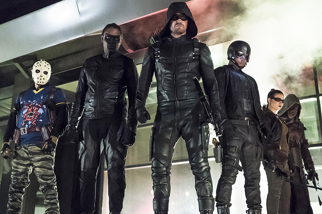 'Arrow' Boss Reveals One Character They'll Never Kill Off (Again)