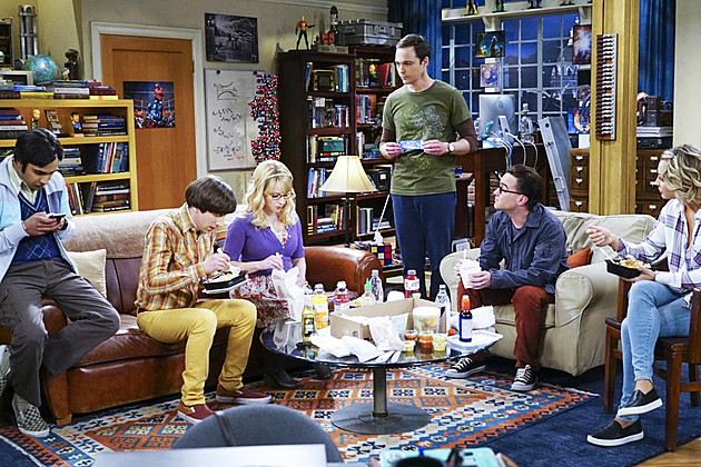 Big Bang Theory Season 11 12 Renewed