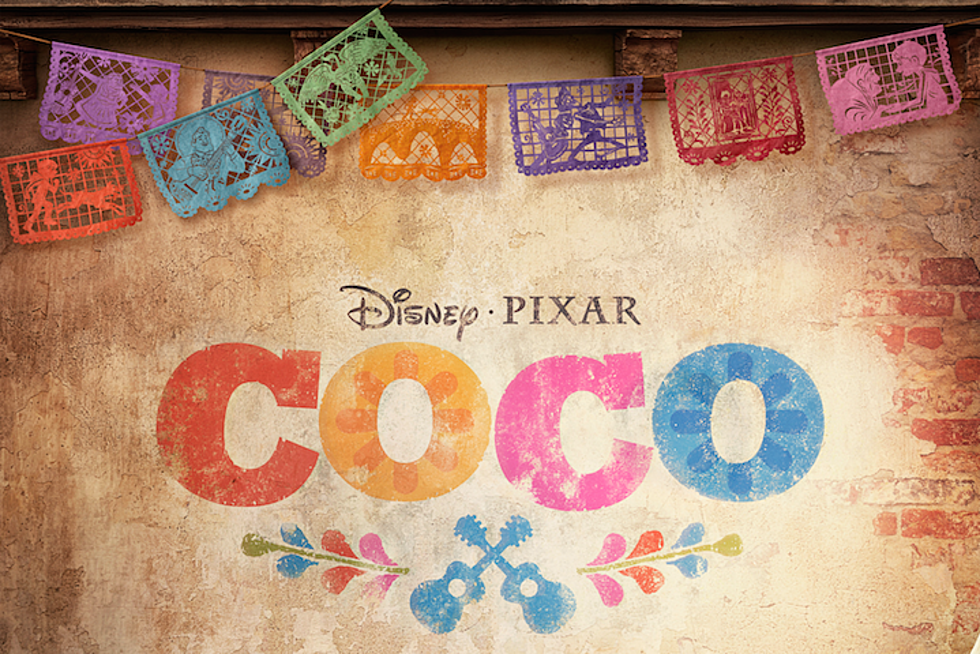 Disney Debuts New Poster For Pixars Coco Announces First Trailer Next Week