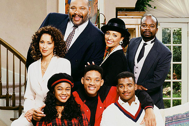 Fresh Prince Reunion Cast Photo