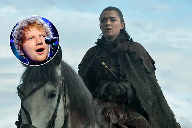 Game of Thrones Ed Sheeran Season 7 Cameo