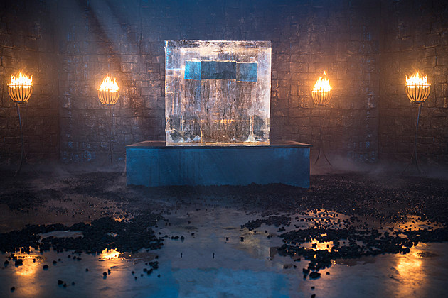 Game of Thrones Season 7 Ice Block Embarassing