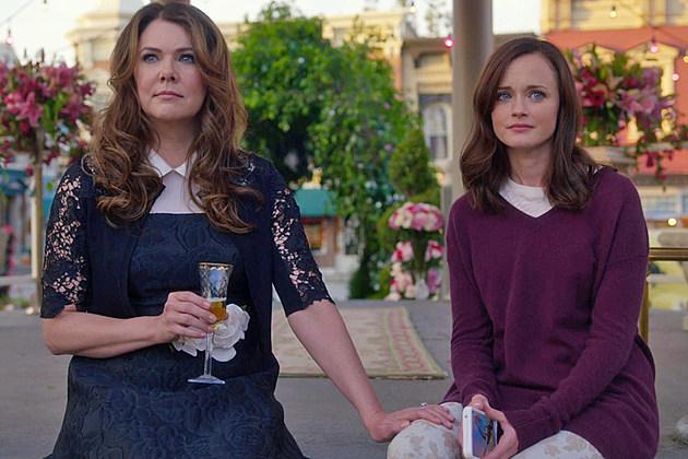 Gilmore Girls Revival Season 2 Netflix Talks