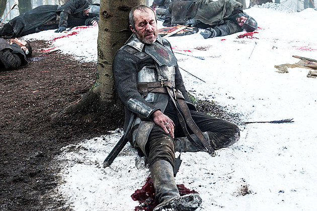 Game of Thrones Stannis Death Alternate