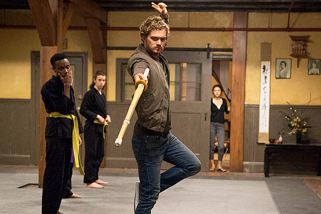 Iron Fist Bad Reviews Finn Jones
