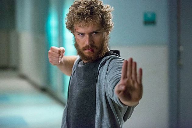 Iron Fist Ratings Netflix Most Binged