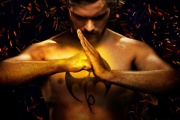 Iron Fist Shou Lao Dragon Finn Jones