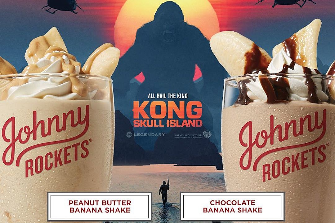 Kong Johnny Rockets