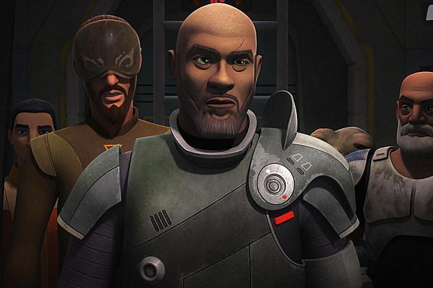 Star Wars Rebels Season 4 Saw Gerrera Rogue One