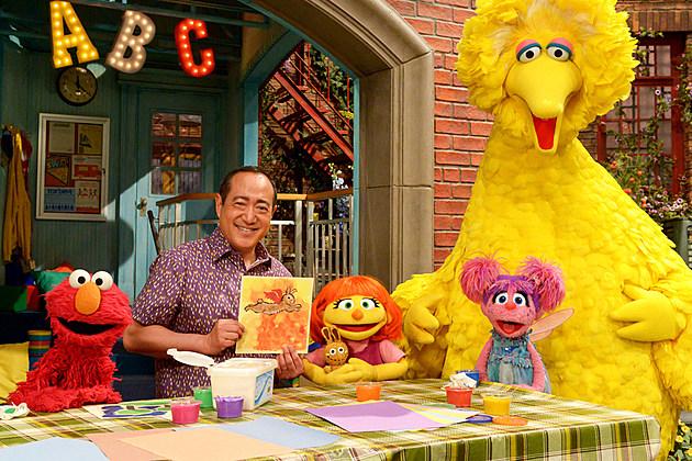Sesame Street Autism Julia Muppet
