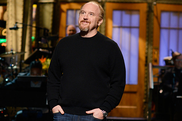 SNL Louis CK April 2017 The Chainsmokers