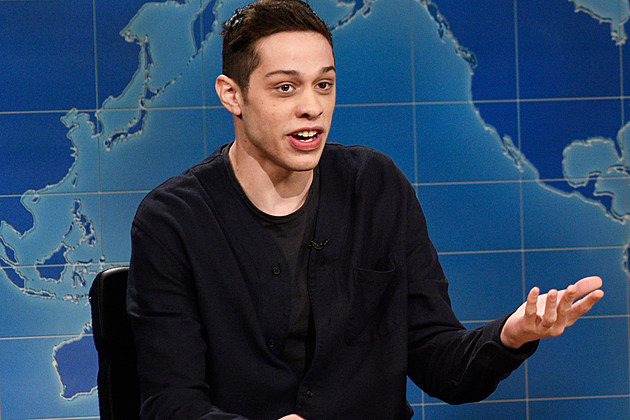 SNL Pete Davidson Sober Return