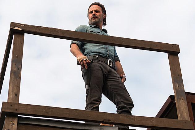 Andrew Lincoln Walking Dead Ending Rick