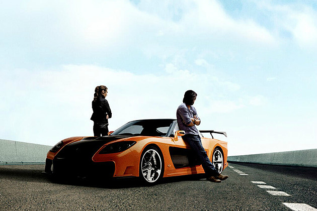 Fast and the Furious Sung Kang