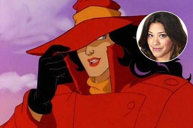 Carmen Sandiego Netflix Gina Rodriguez 2019