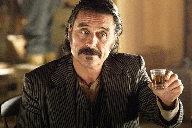 Deadwood Movie Script Ian McShane