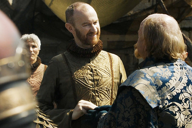 Game of Thrones Season 7 Mark Gatiss