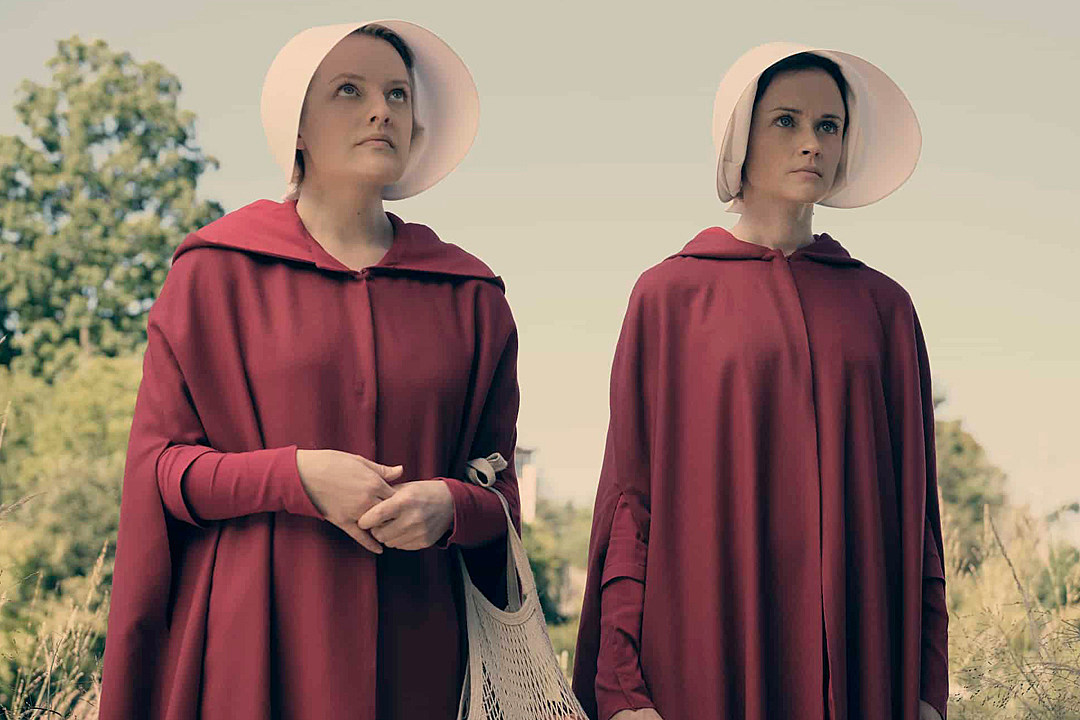 handmaids tale comparison between movie and 2017-5-18 the handmaid's tale shows us the real gender traitors  tale some slack for example, the handmaids  of comparison and contrast between two.