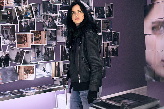 Jessica Jones Season 2 Cast Characters