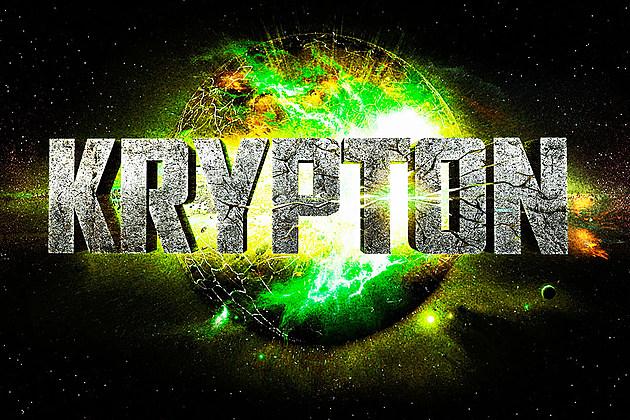 Syfy Krypton Trailer Superman