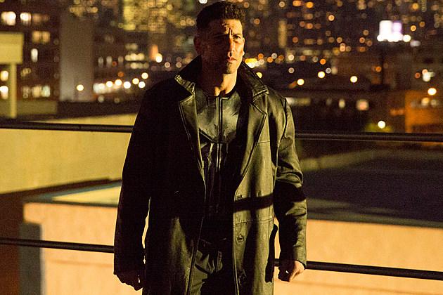 Punisher Set Photos Costume Jon Bernthal