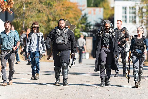Walking Dead Time Jump Season 8